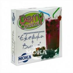 Berry cocktail blackberries + sour cherries